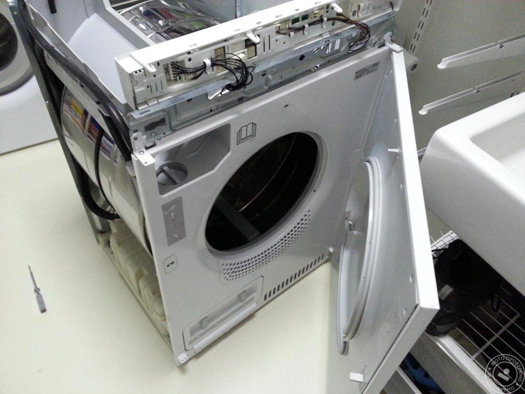 Почему стиральная машинка не включается, а личный ремонт не лучшая идея